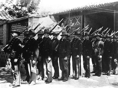 Trận tử thủ của Thủy quân lục chiến Mỹ trên đất Trung Quốc 1