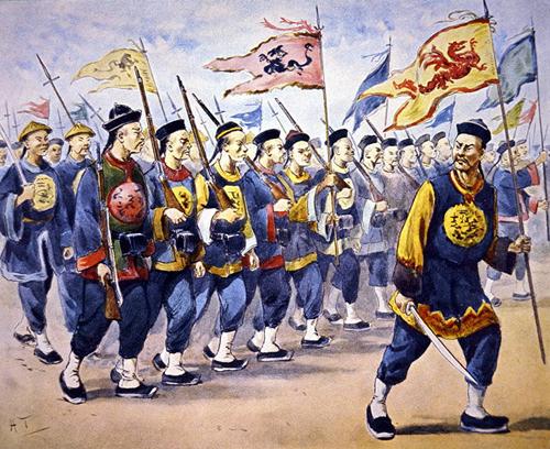 Trận tử thủ của Thủy quân lục chiến Mỹ trên đất Trung Quốc 2