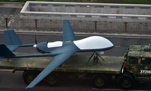 Máy bay không người lái - chiêu hiểm của Trung Quốc trên Biển Đông 1