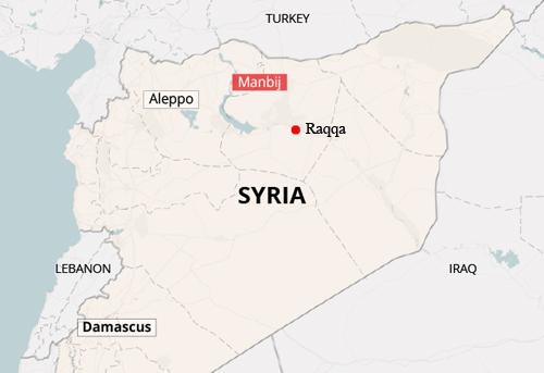 Cuộc chiến ngầm sau thảm bại của IS ở Syria 2