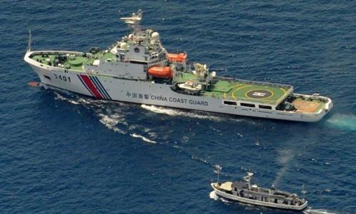 Trung Quốc gây hấn ở Biển Đông, Malaysia ngày càng cứng rắn 3