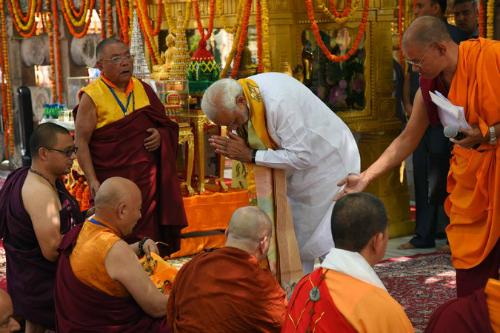 Tranh cãi thế kỷ về nơi Đức Phật sống thời trẻ 1