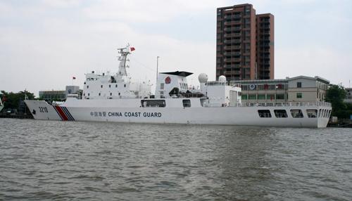 Tàu hải cảnh khổng lồ - vũ khí uy hiếp của Trung Quốc ở Biển Đông