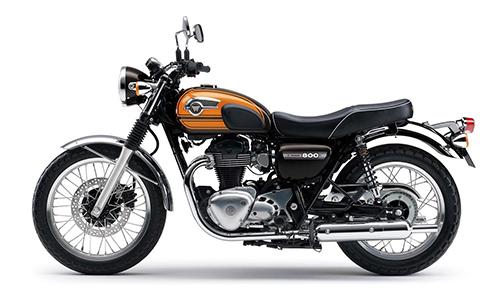 Kawasaki W800 Final Edition 2016 - phiên bản cuối cùng ở châu Âu 2
