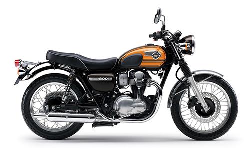 Kawasaki W800 Final Edition 2016 - phiên bản cuối cùng ở châu Âu 3