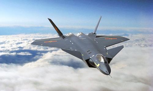J-20 Uy Long - tiêm kích tàng hình chắp vá của Trung Quốc 1