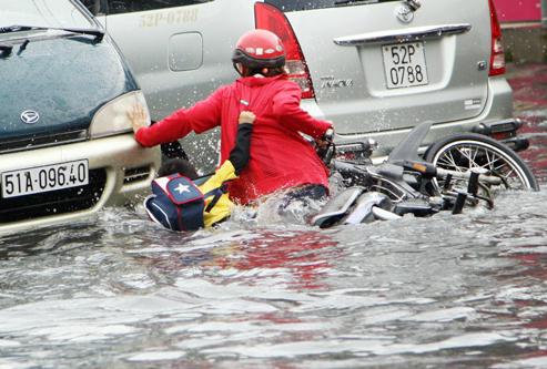 TP HCM gấp rút làm dự án ngăn triều chống ngập gần 10.000 tỷ đồng 1