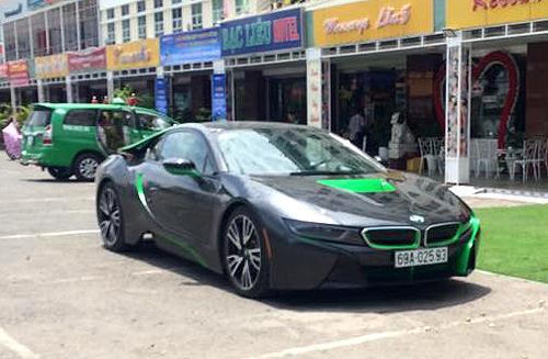 BMW i8 của đại gia Cà Mau - cơn sốt chưa dừng 1