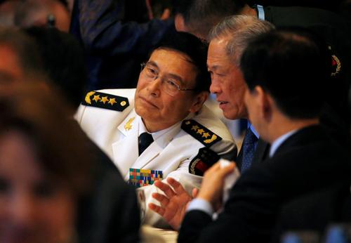 Sàn đấu hẹp Mỹ - Trung tại diễn đàn an ninh lớn nhất châu Á 2