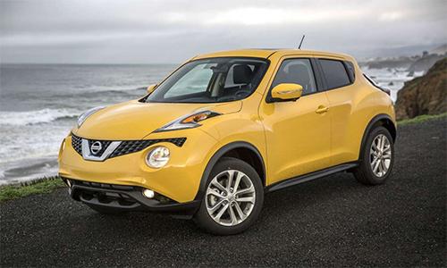 Người Mỹ mua được SUV nào giá dưới 25.000 USD? 4
