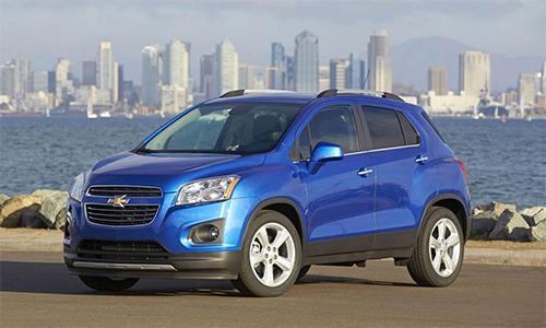 Người Mỹ mua được SUV nào giá dưới 25.000 USD? 5