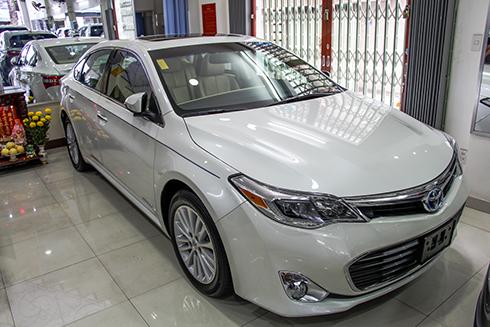 Hàng hiếm Toyota Avalon Hybrid 2014 giá 2,2 tỷ đồng 1