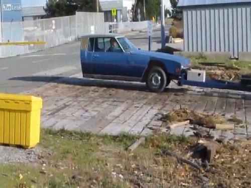 Xe hơi kỳ dị nhất thế giới 1