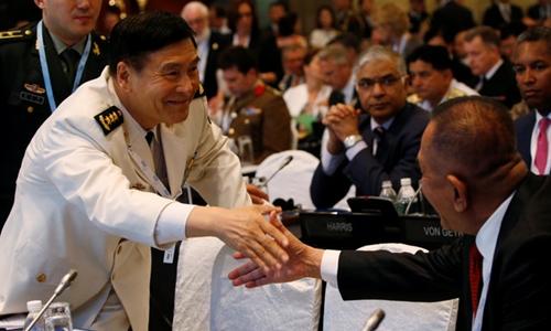 Trung Quốc tuyên bố 'không khuất phục bá quyền' ở Shangri-la