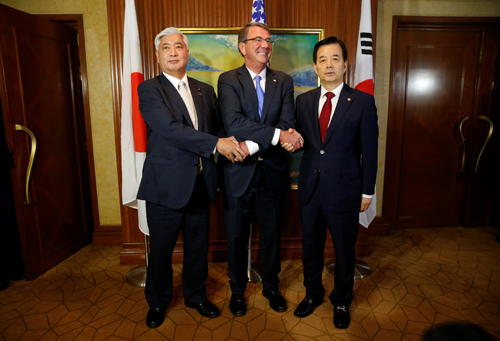 Mạng lưới đối phó Trung Quốc của Mỹ trên Biển Đông 1
