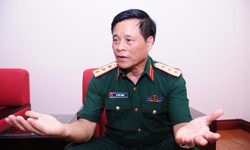 """Tướng Võ Tiến Trung: Trung Quốc thừa nhận tranh cãi nội bộ về """"đường lưỡi bò"""" 1"""