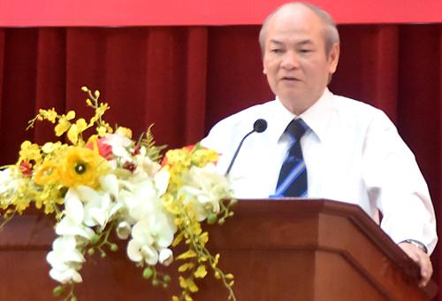 Gần 250 cán bộ báo chí phía Nam quán triệt Nghị quyết đại hội XII 1