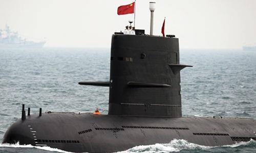 4 điểm yếu của đội tàu ngầm hạt nhân chiến lược Trung Quốc 1