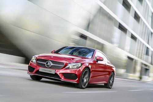 Mercedes Việt Nam ra mắt GLS và C-Class Coupé tại Hà Nội 3