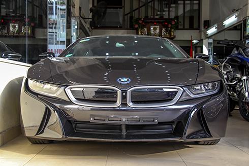 BMW i8 rao bán 5 tỷ đồng ở Việt Nam 1