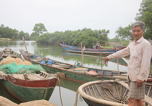 Hàng trăm ngư dân Huế chưa nhận được tiền hỗ trợ cá chết