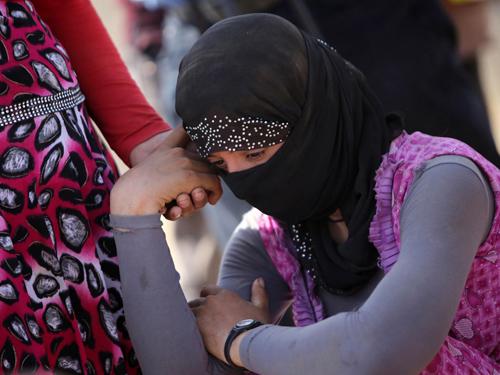 IS thiêu sống 19 phụ nữ vì từ chối làm nô lệ tình dục