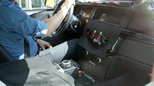Rolls-Royce Phantom 2018 để lộ nội thất 1