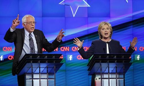Đối thủ số một gục ngã trước Hillary Clinton như thế nào 2