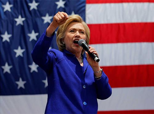 Hillary Clinton, ứng viên tổng thống Mỹ tiềm năng