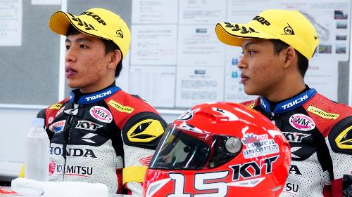 Tay đua Việt Nam lên ngôi tại giải đua môtô châu Á 2