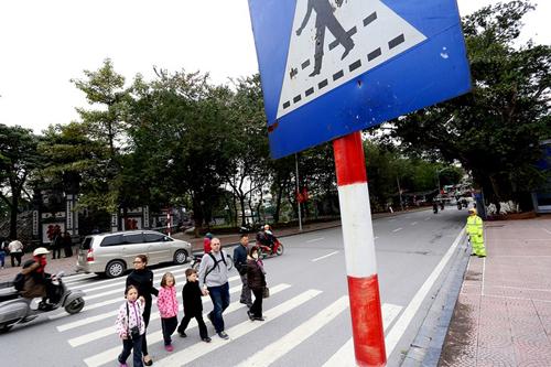 Những tình huống luật tài xế Việt dễ nhầm 4