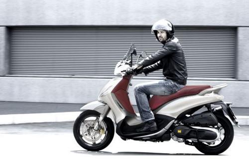 Honda SH là xe ga được ưa chuộng nhất tại Italy 7