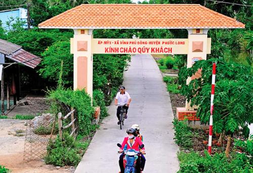 Lãnh đạo huyện cho vay làm đường nông thôn mới lấy lãi 1