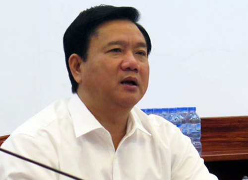 Ông Đinh La Thăng lại bức xúc vì cải cách hành chính 1