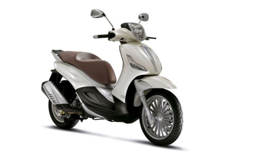 Honda SH là xe ga được ưa chuộng nhất tại Italy 3