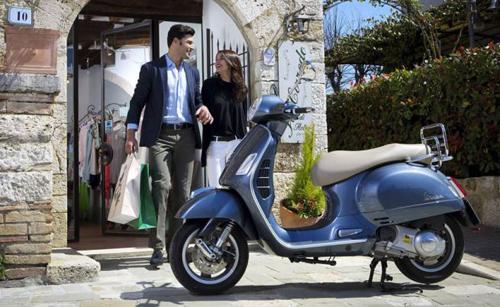 Honda SH là xe ga được ưa chuộng nhất tại Italy 10