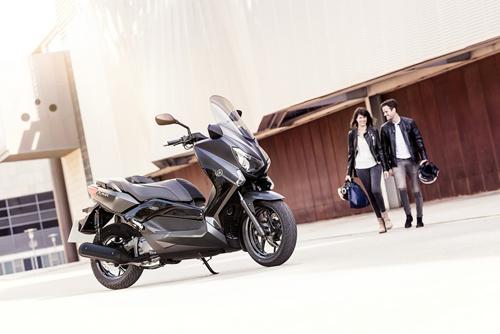 Honda SH là xe ga được ưa chuộng nhất tại Italy 9