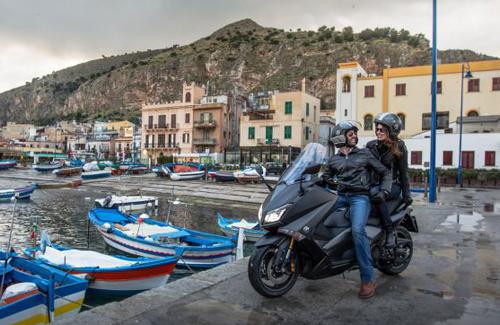Honda SH là xe ga được ưa chuộng nhất tại Italy 5