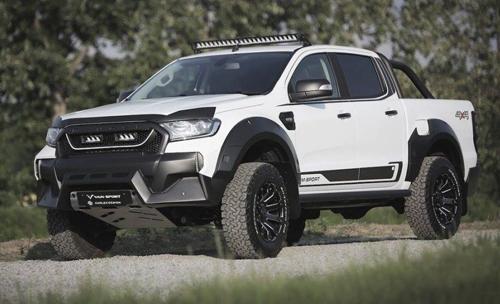 Ford Ranger M-Sport - bán tải đa dụng 1
