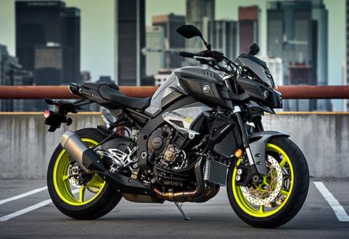 Yamaha FZ-10 2017 - nakedbike hạng nặng giá 13.000 USD 1