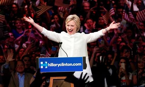 Hillary Clinton và hành trình gian truân để đi vào lịch sử chính trường Mỹ 1
