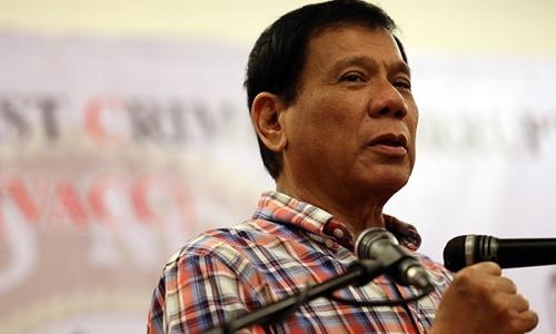 Lập trường nhượng bộ Trung Quốc ở Biển Đông của tân tổng thống Philippines 1