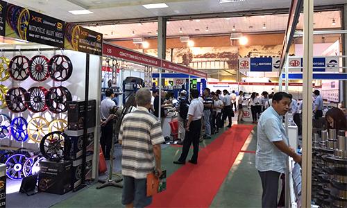 Việt Nam AutoExpo 2016 - triển lãm xe thương mại tại Việt Nam 1