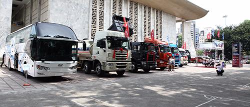 Việt Nam AutoExpo 2016 - triển lãm xe thương mại tại Việt Nam 3
