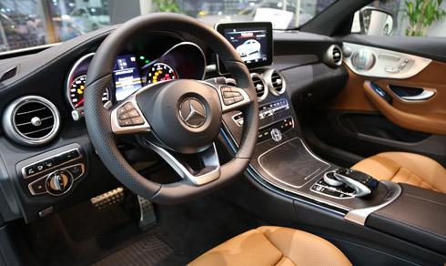 Mercedes C300 Coupé độc nhất tại Việt Nam, giá 2,69 tỷ đồng 2