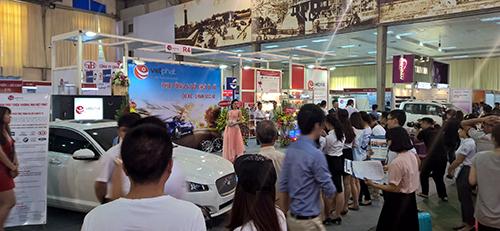Việt Nam AutoExpo 2016 - triển lãm xe thương mại tại Việt Nam 2
