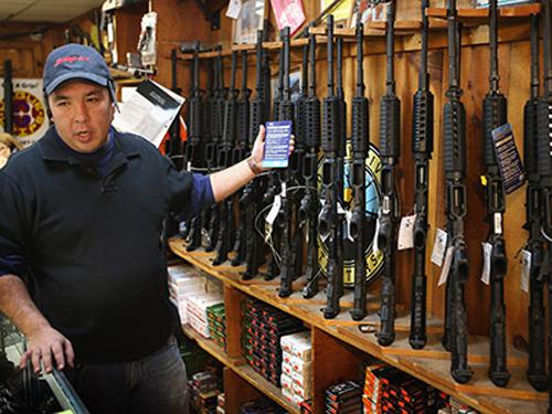 AR-15 - vũ khí gieo rắc kinh hoàng trong các vụ xả súng ở Mỹ 2