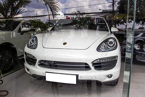 Porsche Cayenne S 2011 - SUV sang trọng giá 2,9 tỷ đồng 1