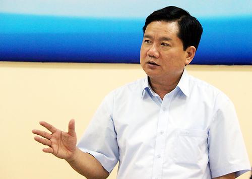 """Ông Đinh La Thăng: """"Lãnh đạo thành phố cần phản biện của các nhà khoa học"""" 2"""