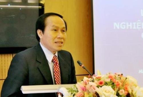 Hiệu trưởng Đại học Luật Hà Nội làm Thứ trưởng Tư pháp 1